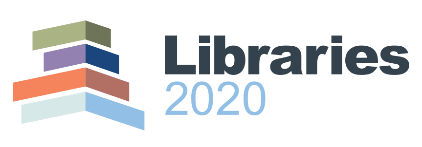 Libraries 2020 Project Logo
